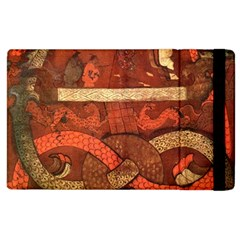 Works From The Local Apple Ipad 3/4 Flip Case by Simbadda