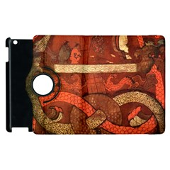 Works From The Local Apple Ipad 2 Flip 360 Case by Simbadda