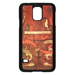 Works From The Local Samsung Galaxy S5 Case (black) by Simbadda
