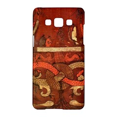Works From The Local Samsung Galaxy A5 Hardshell Case  by Simbadda