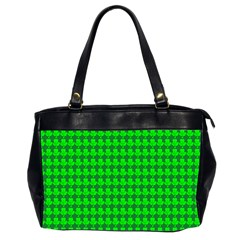 St  Patricks Day Green Office Handbags (2 Sides)  by PhotoNOLA