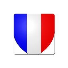 Shield On The French Senate Entrance Square Magnet by abbeyz71