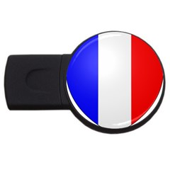 Shield On The French Senate Entrance Usb Flash Drive Round (4 Gb) by abbeyz71