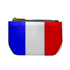 Shield On The French Senate Entrance Mini Coin Purses by abbeyz71