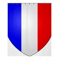 Shield On The French Senate Entrance Shower Curtain 60  X 72  (medium)  by abbeyz71