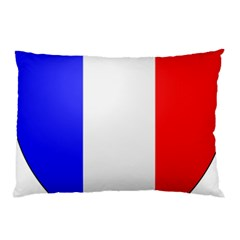Shield On The French Senate Entrance Pillow Case (two Sides) by abbeyz71