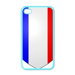Shield On The French Senate Entrance Apple Iphone 4 Case (color) by abbeyz71