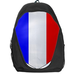 Shield On The French Senate Entrance Backpack Bag by abbeyz71