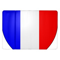 Shield On The French Senate Entrance Samsung Galaxy Tab 10 1  P7500 Flip Case by abbeyz71