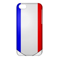 Shield On The French Senate Entrance Apple Iphone 5c Hardshell Case by abbeyz71