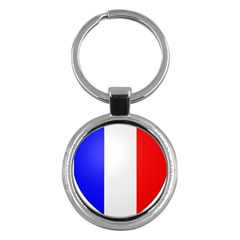 Shield On The French Senate Entrance Key Chains (round)  by abbeyz71