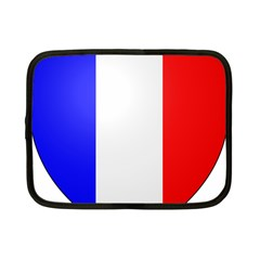 Shield On The French Senate Entrance Netbook Case (small)  by abbeyz71