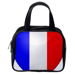 Shield On The French Senate Entrance Classic Handbags (one Side) by abbeyz71