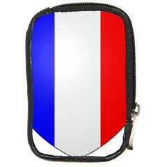 Shield On The French Senate Entrance Compact Camera Cases by abbeyz71