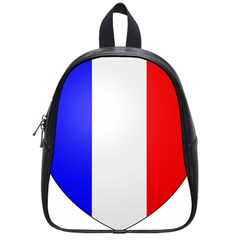 Shield On The French Senate Entrance School Bags (small)  by abbeyz71