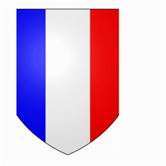 Shield On The French Senate Entrance Large Garden Flag (two Sides) by abbeyz71