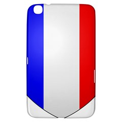 Shield On The French Senate Entrance Samsung Galaxy Tab 3 (8 ) T3100 Hardshell Case  by abbeyz71