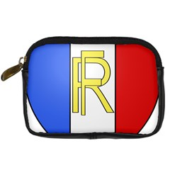 Semi-official Shield Of France Digital Camera Cases by abbeyz71