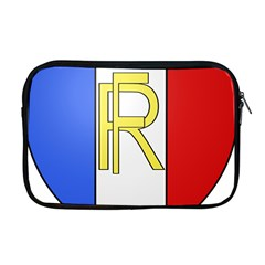 Semi-official Shield Of France Apple Macbook Pro 17  Zipper Case by abbeyz71