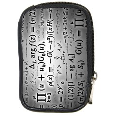 Science Formulas Compact Camera Cases by Simbadda