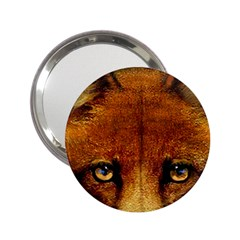 Fox 2 25  Handbag Mirrors by Simbadda