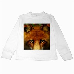 Fox Kids Long Sleeve T Shirts