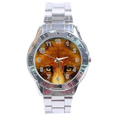 Fox Stainless Steel Analogue Watch by Simbadda