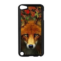 Fox Apple Ipod Touch 5 Case (black) by Simbadda