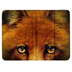 Fox Samsung Galaxy Tab 7  P1000 Flip Case by Simbadda