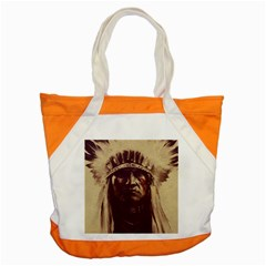Indian Accent Tote Bag by Simbadda