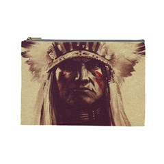 Indian Cosmetic Bag (large)  by Simbadda