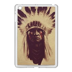Indian Apple Ipad Mini Case (white) by Simbadda