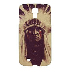 Indian Samsung Galaxy S4 I9500/i9505 Hardshell Case by Simbadda