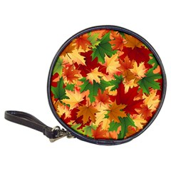 Autumn Leaves Classic 20 Cd Wallets