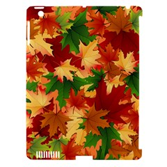 Autumn Leaves Apple Ipad 3/4 Hardshell Case (compatible With Smart Cover) by Simbadda