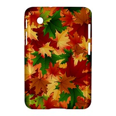 Autumn Leaves Samsung Galaxy Tab 2 (7 ) P3100 Hardshell Case