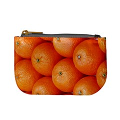 Orange Fruit Mini Coin Purses