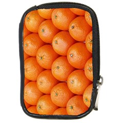 Orange Fruit Compact Camera Cases
