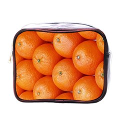 Orange Fruit Mini Toiletries Bags