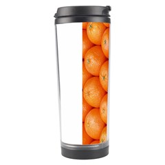 Orange Fruit Travel Tumbler by Simbadda