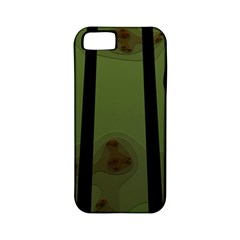 Fractal Prison Apple Iphone 5 Classic Hardshell Case (pc+silicone) by Simbadda