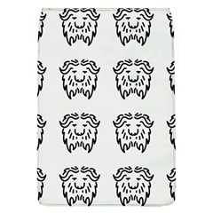 Animal Bison Grey Wild Flap Covers (l)  by Alisyart