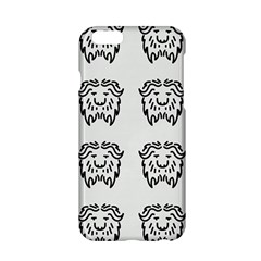 Animal Bison Grey Wild Apple Iphone 6/6s Hardshell Case by Alisyart