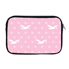 Wallpaper Same Palette Pink Star Bird Animals Apple Macbook Pro 17  Zipper Case by Alisyart