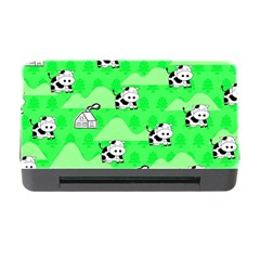 Animals Cow Home Sweet Tree Green Memory Card Reader With Cf by Alisyart