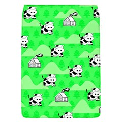 Animals Cow Home Sweet Tree Green Flap Covers (s)  by Alisyart