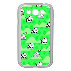 Animals Cow Home Sweet Tree Green Samsung Galaxy Grand Duos I9082 Case (white) by Alisyart