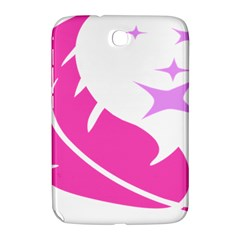Bird Feathers Star Pink Samsung Galaxy Note 8 0 N5100 Hardshell Case  by Alisyart
