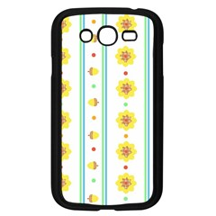 Beans Flower Floral Yellow Samsung Galaxy Grand Duos I9082 Case (black) by Alisyart
