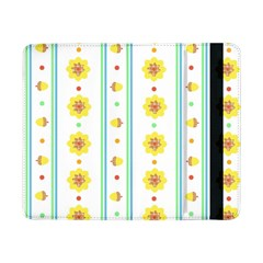 Beans Flower Floral Yellow Samsung Galaxy Tab Pro 8 4  Flip Case